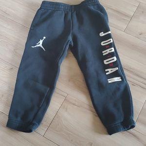 Jordan Air boys 4T sweat pants